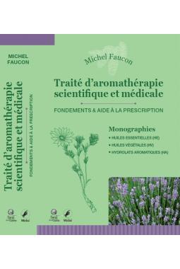 Book in French: Traité d'aromathérapie scientique et médicale (Scientific and Medical Study on Aromatherapy