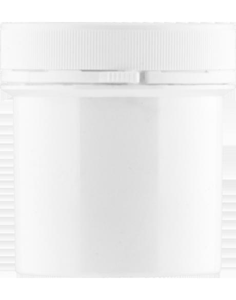Plastic Pot 125 mL with lid