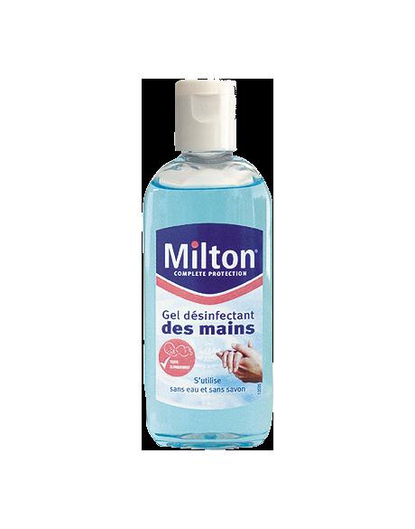 Gel désinfectant mains MILTON