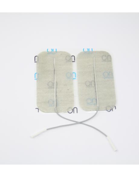 Electrodes DURA-STICK PREMIUM Fil - Rect. 50 x 89 mm (x4)