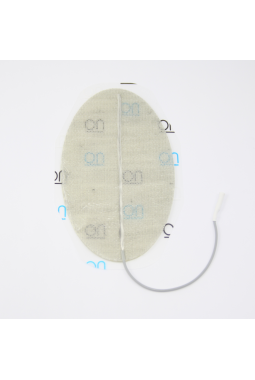 Electrodes DURA-STICK PREMIUM Fil - Ovale 80 x 130 mm (x2)