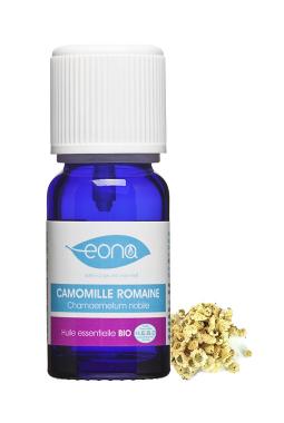 huile essentielle de camomille romaine bio eona