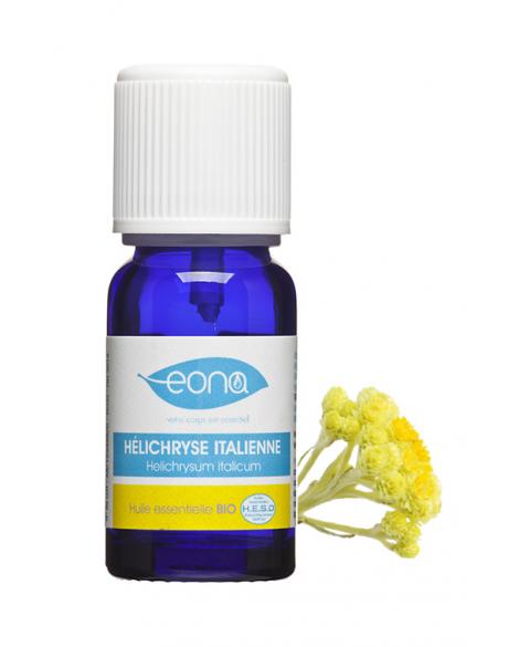 huile essentielle d'hélichryse italienne bio eona