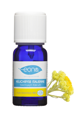 Organic Helichrysum (Curry Plant) Essential Oil