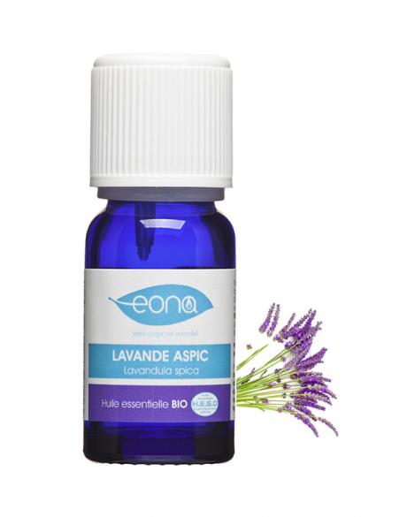 huile essentielle de lavande aspic bio eona