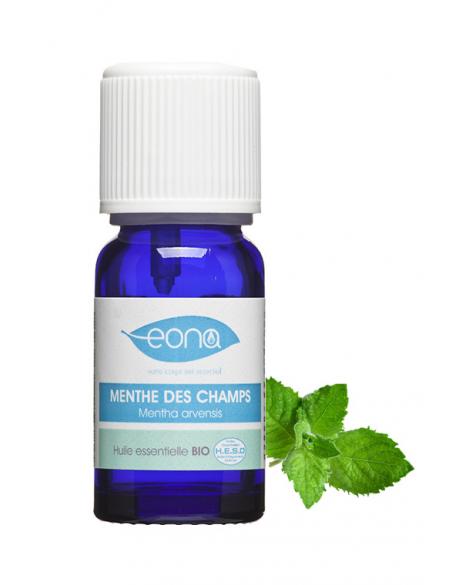 Organic Wild Mint (Cornmint) Essential Oil