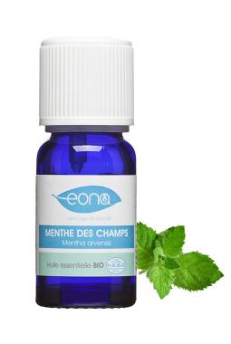 huile essentielle de menthe des champs bio eona