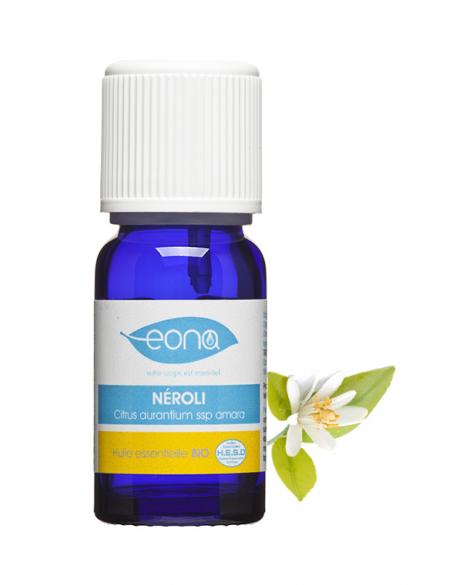 Organic Neroli Bigarade (Citrus aurantium ssp amara) Essential Oil