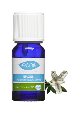 Organic Niaouli Essential Oil