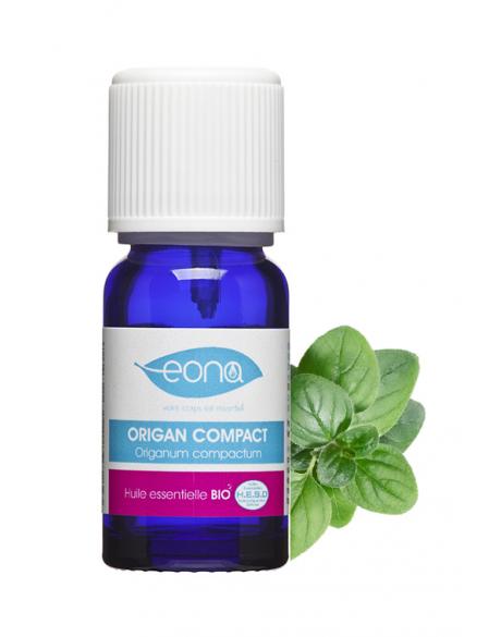 huile essentielle d'origan compact bio eona