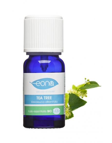 huile essentielle de tea-tree bio eona