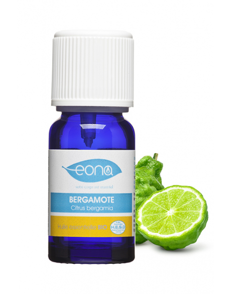 Organic Bergamot Essential Oil (Zest Essence)