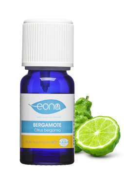 Organic Bergamot Essential Oil (Zest Essence)