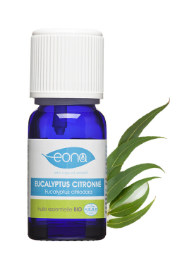 Organic Eucalyptus citriodora Essential Oil