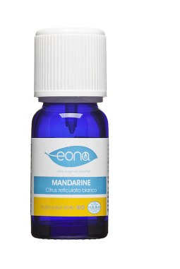 Organic Mandarin Essential Oil (Zest Essence)