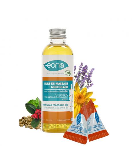 Offre spéciale huile muculaire