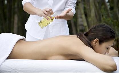 massage couille