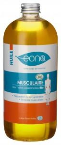 huile de massage musculaire