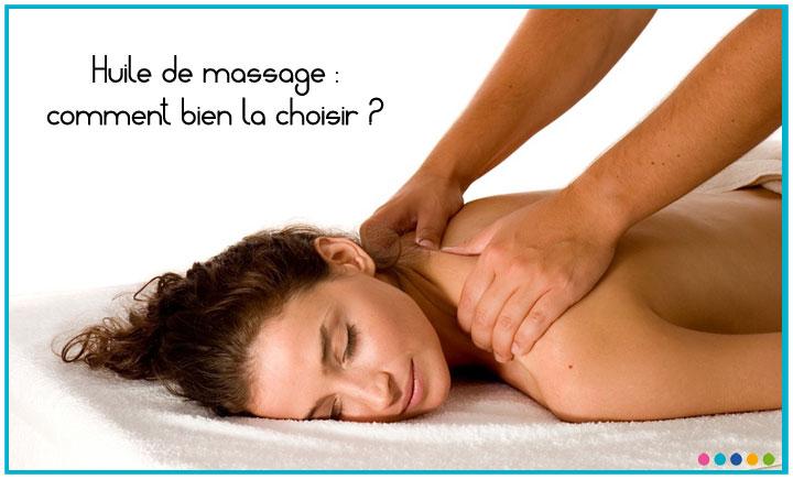 Image Huile de massage: Comment bien la choisir?