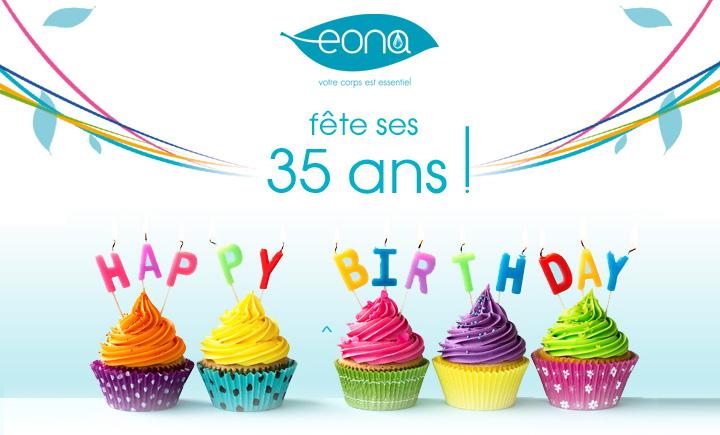 Image EONA fête ses 35 ans!
