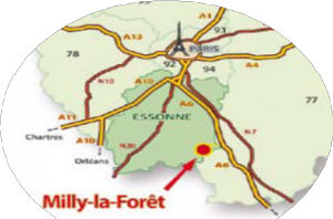 MILLY LA FORET