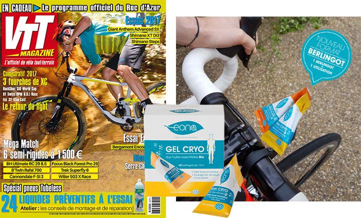 Image Revue de presse #36 : VTT Magazine