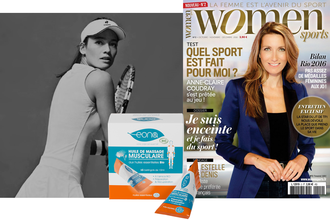 Image Revue de presse #44: Women Sports