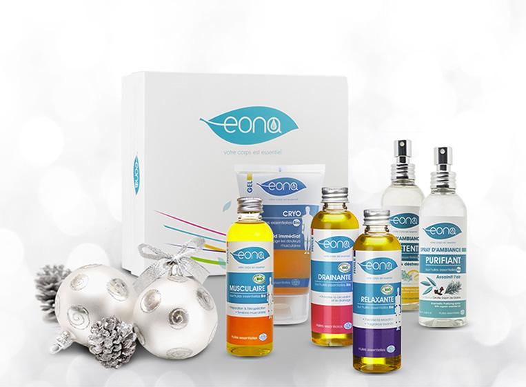 Image Noël : 6 idées de coffrets cadeaux EONA