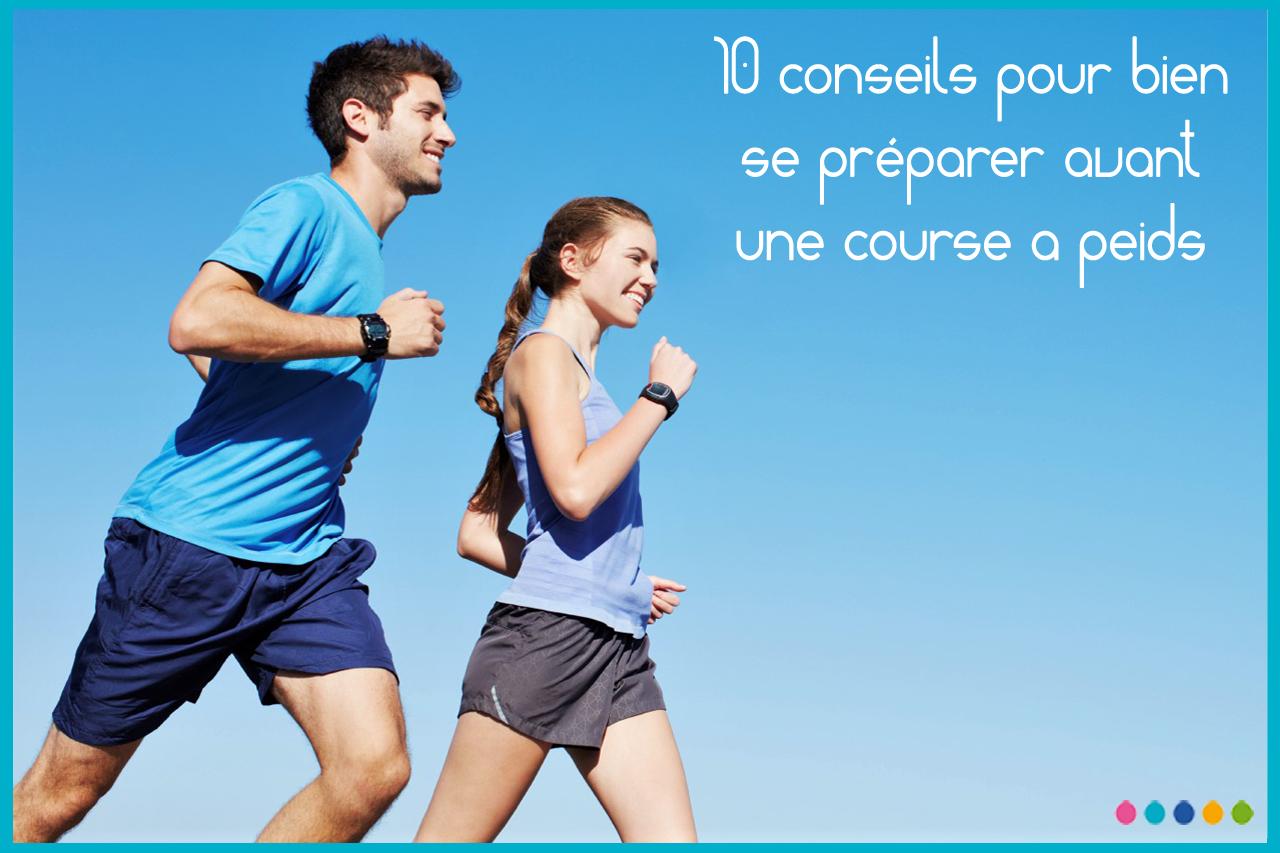 Image 10 conseils pour bien se préparer avant une course à pieds