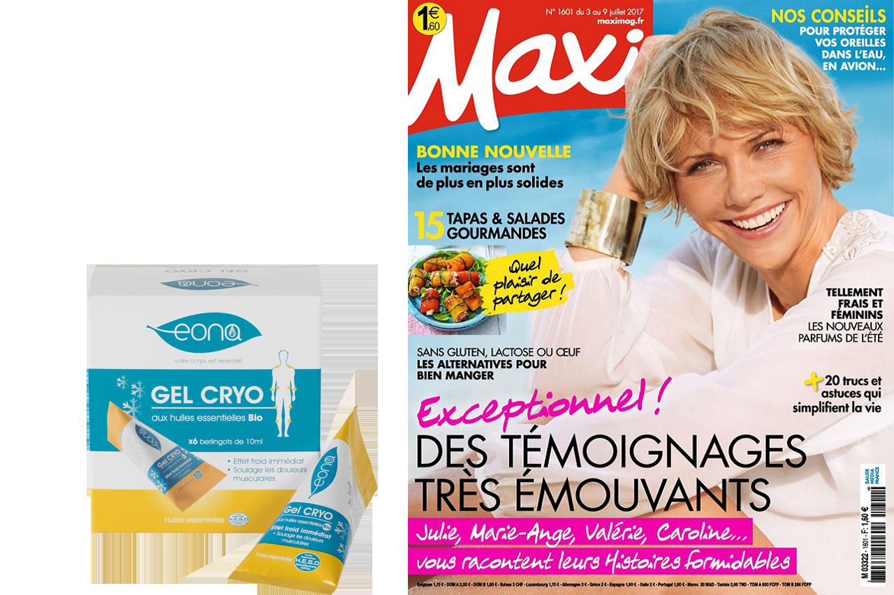 Image Revue de Presse #62 : MAXI
